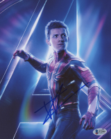"Tom Holland Signed ""Avengers: Endgame"" 8x10 Photo (Beckett COA) at PristineAuction.com"