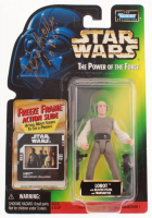 "John Hollis Signed ""Star Wars The Power of the Force 2"" 1995 Kenner Action Figure Inscribed ""Lobot"" (Beckett COA) at PristineAuction.com"