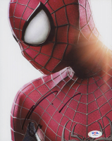 "Andrew Garfield Signed ""The Amazing Spider-Man"" 8x10 Photo (PSA COA) at PristineAuction.com"