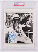 Elton John Signed 8x10 Photo (PSA Encapsulated) at PristineAuction.com