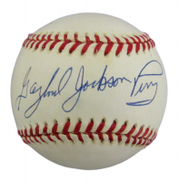 Gaylord Jackson Perry Signed ONL Baseball (JSA COA) at PristineAuction.com