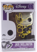 "Chris Sarandon Signed ""The Nightmare Before Christmas"" - Jack Skellington #15 Funko Pop! Vinyl Figure Inscribed ""Jack"" (PA COA) at PristineAuction.com"