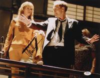 "Uma Thurman & Quentin Tarantino Signed ""Kill Bill"" 11x14 Photo (PSA Hologram) at PristineAuction.com"