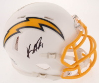 Keenan Allen Signed Chargers Speed Mini Helmet (JSA COA) at PristineAuction.com