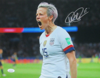 Megan Rapinoe Signed Team USA 11x14 Photo (JSA COA) at PristineAuction.com