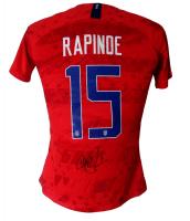 Megan Rapinoe Signed Team USA Jersey (JSA COA) at PristineAuction.com