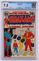 "1973 ""Shazam! The Original Captain Marvel"" Issue #1 Marvel Comic Book (CGC 7.5) at PristineAuction.com"