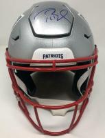 Tom Brady Signed Patriots Full-Size Authentic On-Field SpeedFlex Helmet (TriStar Hologram) at PristineAuction.com