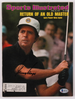 Gary Player Signed 1974 Sports Illustrated Magazine (Beckett COA) at PristineAuction.com