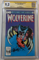 "Chris Claremont Signed 1982 ""Wolverine"" Issue #2 Marvel Comic Book (CGC 9.2) at PristineAuction.com"