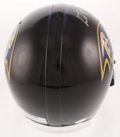 Lamar Jackson Signed Ravens Full-Size Helmet (JSA COA) at PristineAuction.com