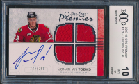Jonathan Toews 2007-08 OPC Premier #128 RC (BCCG 10) at PristineAuction.com