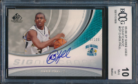 Chris Paul 2005-06 SP Game Used SIGnificance #CP (BCCG 10) at PristineAuction.com