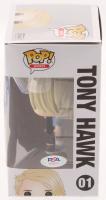 Tony Hawk Signed Birdhouse #01 Funko Pop! Vinyl Figure (PSA COA) at PristineAuction.com