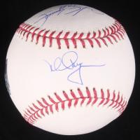 Mark McGwire & Sammy Sosa Signed OML Baseball (Steiner COA & MLB Hologram) at PristineAuction.com