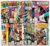 "Lot of (27) ""Wolverine"" 1st Series Marvel Comic Books at PristineAuction.com"
