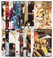 "Lot of (18) ""Wolverine Origins""  Marvel Comic Books at PristineAuction.com"