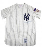 Mickey Mantle Signed 1951 New York Yankees Jersey (PSA LOA) at PristineAuction.com