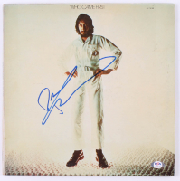 """Pete Townshend Signed """"Who Came First"""" Vinyl Record Album (PSA COA) at PristineAuction.com"""