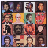 """Pete Townshend Signed """"Face Dances"""" Vinyl Record Album (PSA COA) at PristineAuction.com"""