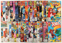 "Lot of (41) ""X-Men"" 1st Series Marvel Comic Books at PristineAuction.com"