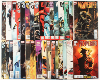 """Lot of (32) """"Wolverine"""" Marvel Comic Books at PristineAuction.com"""