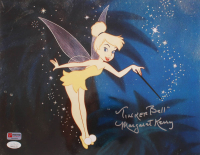 "Margaret Kerry Signed ""Peter Pan"" 11x14 Photo Inscribed ""Tinker Bell"" (JSA COA) at PristineAuction.com"