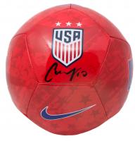 Carli Lloyd Signed Team USA Nike Soccer Ball (JSA COA) at PristineAuction.com