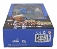 """Chevy Chase Signed """"National Lampoon's Christmas Vacation"""" Chainsaw Clark Figure (Beckett COA) at PristineAuction.com"""