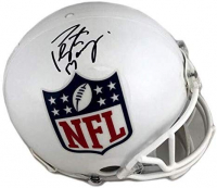 Peyton Manning Signed NFL Full-Size Authentic On-Field Helmet (Fanatics Hologram) at PristineAuction.com