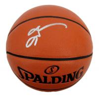 Allen Iverson Signed Spalding Basketball (JSA COA) at PristineAuction.com