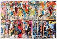 "Lot of (56) 1991-2008 ""X-Men"" 1st Series Marvel Comic Books at PristineAuction.com"