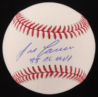 "Jose Canseco Signed OML Baseball Inscribed ""88 AL MVP"" (JSA COA) at PristineAuction.com"