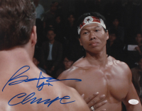 """Bolo Yeung Signed """"Bloodsport"""" 11x14 Photo Inscribed """"Chong Li"""" (JSA Hologram) at PristineAuction.com"""