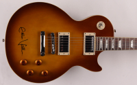 "Eddie Vedder Signed 39"" Electric Guitar (JSA ALOA) at PristineAuction.com"