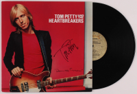 "Tom Petty Signed ""Damn the Torpedoes"" Vinyl Record Album Cover (JSA ALOA) at PristineAuction.com"