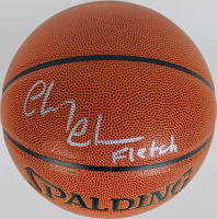 "Chevy Chase Signed NBA Basketball Inscribed ""Fletch"" (PSA COA) at PristineAuction.com"