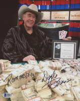 Doyle Brunson Signed 8x10 Photo (Beckett COA) at PristineAuction.com