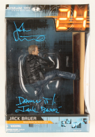 """Kiefer Sutherland Signed """"24"""" Jack Bauer Deluxe Boxed Set Action Figure with Inscriptions (JSA COA) at PristineAuction.com"""