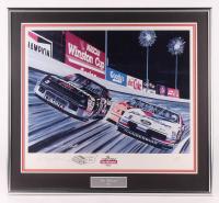 "Gary Hill LE ""The Winston 1993"" 26.5x29.5 Custom Framed Print Display (PA LOA) at PristineAuction.com"