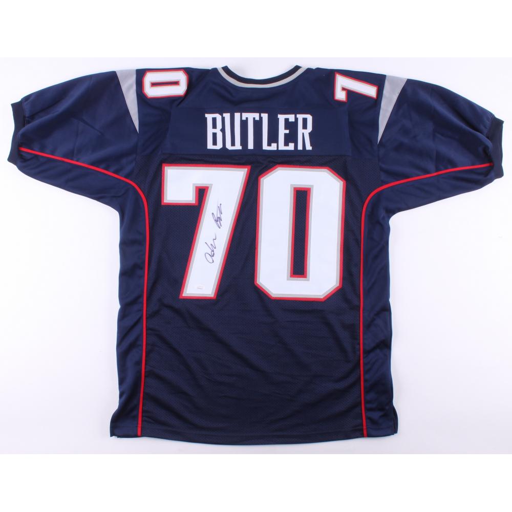 Adam Butler Signed Jersey (JSA COA)   Pristine Auction