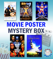 Hollywood Classic Movies Signed 11x17 Movie Posters Mystery Box - Series 8 (Limited to 75) **Ben Affleck & Matthew Broderick Full-Size Movie Poster Redemptions** at PristineAuction.com