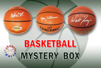 Schwartz Sports Basketball Superstar Signed Basketball Mystery Box - Series 12 (Limited to 100) (Pristine Exclusive Edition) at PristineAuction.com