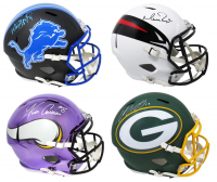 Schwartz Sports 2019 NFL 100th Season Current Superstar Signed Full Size Football Helmet Mystery Box – Series 1 (Limited to 75) at PristineAuction.com