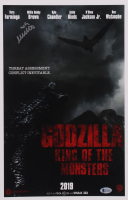 "Millie Bobby Brown Signed ""Godzilla: King of the Monsters"" 11x17 Poster (Beckett COA) at PristineAuction.com"