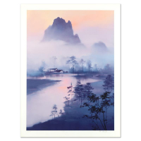 "H. Leung Signed ""Li River Morning"" Limited Edition 30x39 Giclee on Paper at PristineAuction.com"