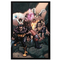 "Marvel Comics ""Ultimate X-Men #89"" Limited Edition 18x27 Giclee on Canvas by Salvador Larroca at PristineAuction.com"