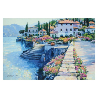 """Howard Behrens Signed """"Stairway To Carlotta"""" Limited Edition 36x24 Giclee on Canvas at PristineAuction.com"""