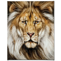 """Martin Katon Signed """"Kinglike"""" Limited Edition 16x20 Giclee on Canvas at PristineAuction.com"""