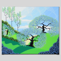 """Larissa Holt Signed """"Spring"""" Limited Edition 12x10 Giclee on Canvas at PristineAuction.com"""